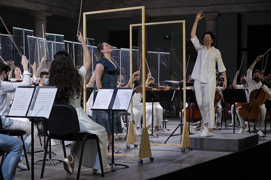 25é aniversari de l'Orquestra Filharmònica de la UV en Serenates 2021 - imatge 0