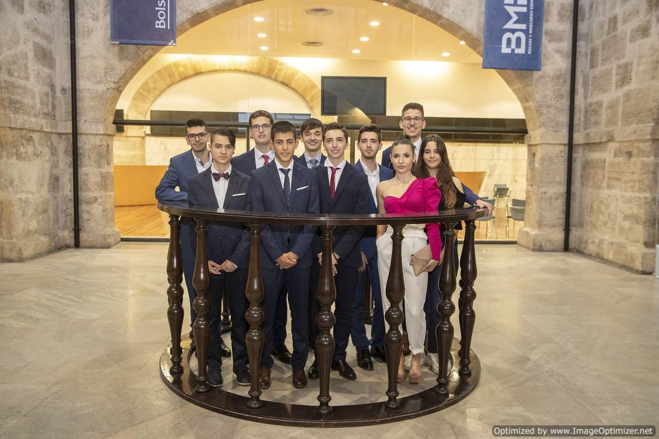 Lliurament de Diplomes de la XVII Edició de la Fase Local de l'Olimpíada d'Economia - imatge 0