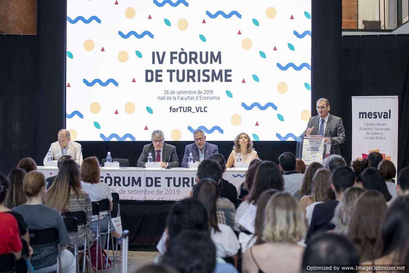 IV Foro de Turismo - forTUR 2019 - imatge 0