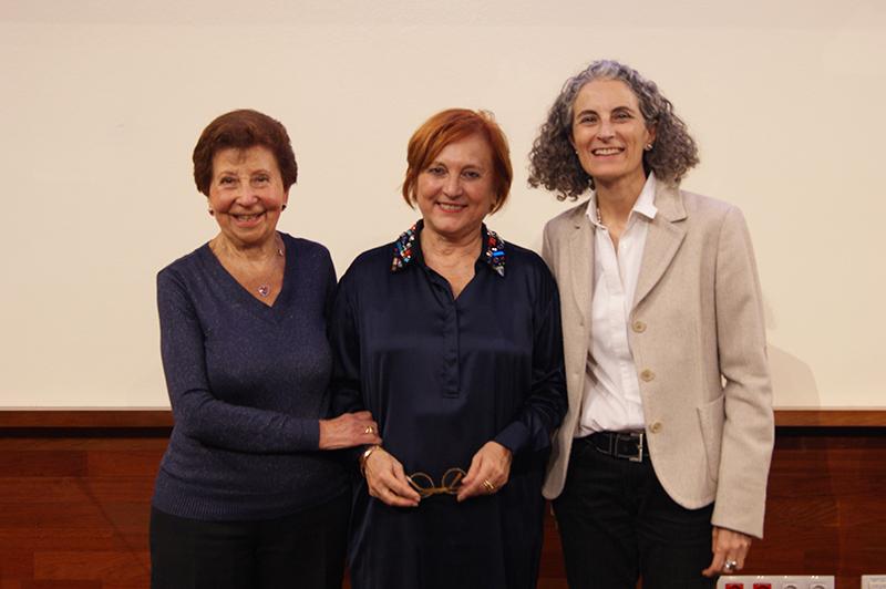 Conference by professor Isabel Morant.