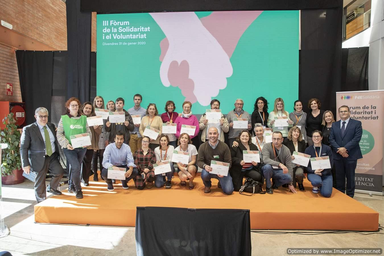 III Fòrum de la Solidaritat i el Voluntariat - imatge 0