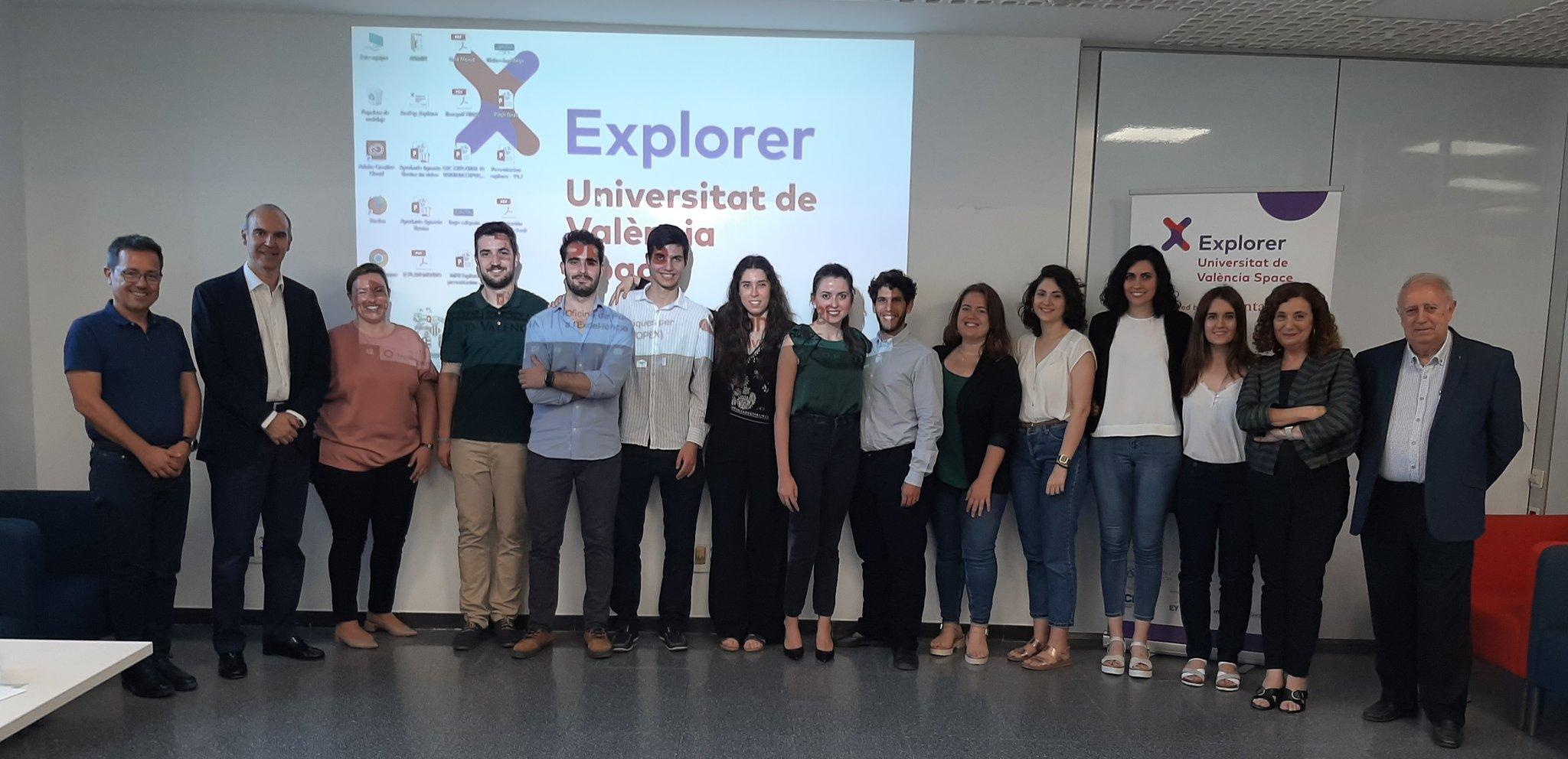 2019 Explorer Comisión de Valoración de Proyectos - imatge 0