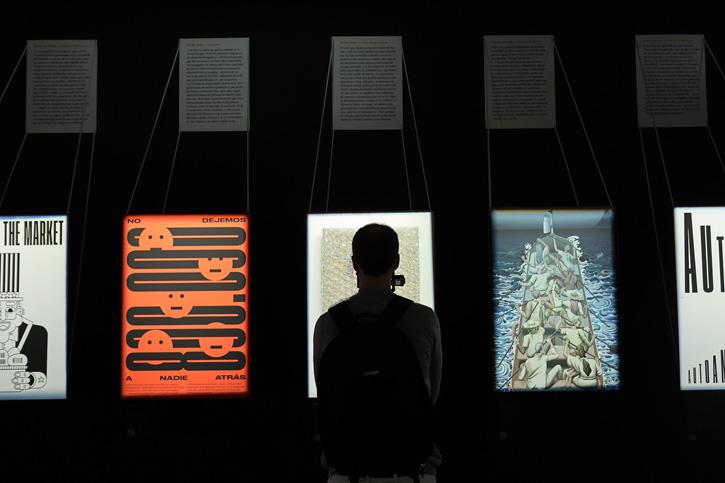 Pròrroga de l'exposició sobre la crisis del coronavirus a través de l'obra de 50 creadors valencians - imatge 0