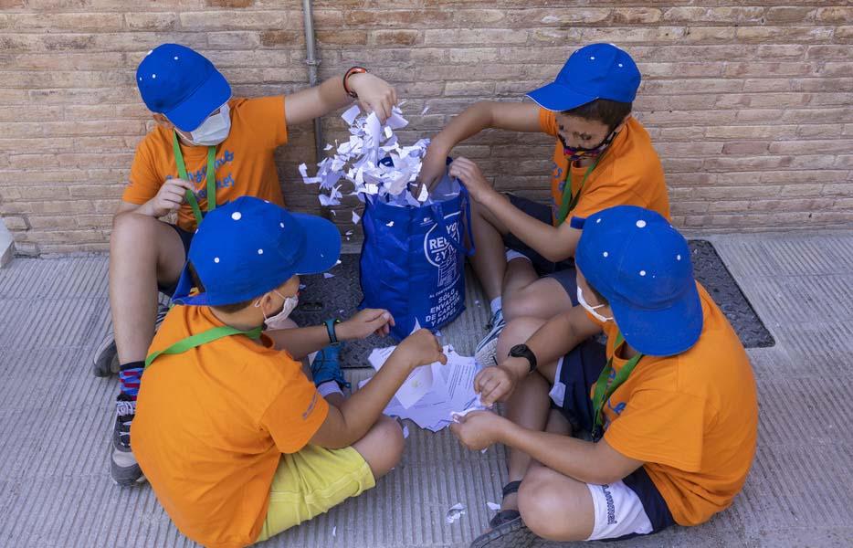 Escola d'Estiu UV 2021: 25 Naus de Xiquets i Xiquetes - imatge 0