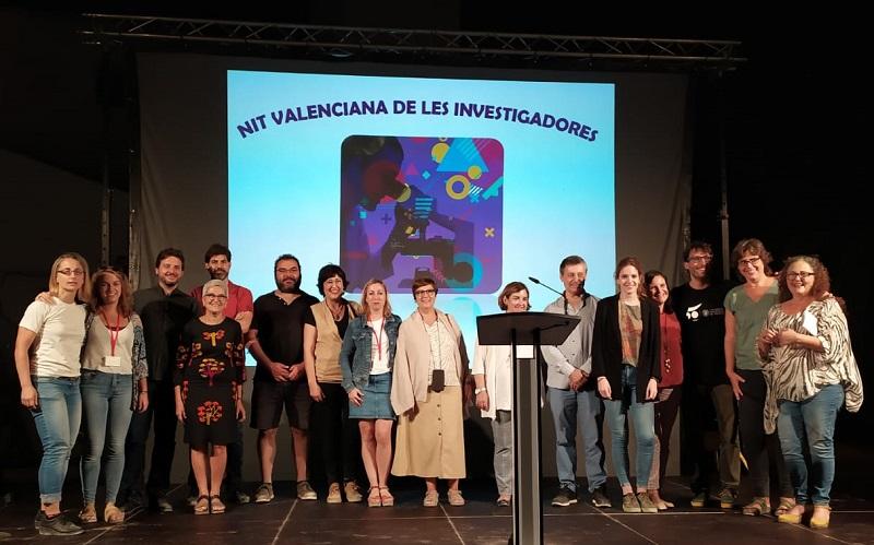 III Nit Valenciana de les Investigadores - imatge 0